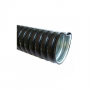 67640 Металлорукав РЗ-ЦПнг 12 в ПВХ оболочке цвет черный условный проход 12 мм