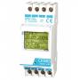 ASTRO LOG Астрономический (электронный) таймер для контроля уличного освещения, ячейки памяти 22, автоматический переход лето-зима, коммутируемая нагрузка 16(10)A  250V AC