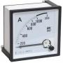 IPA10-6-0010-E Амперметр Э47 10А класс точности 1,5 размер 72х72 мм