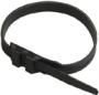UHH21-D9-360-100 Подвеска кабеля (хомут СИП) ширина 9 мм, длина 355 мм, диаметр обхватываемого провода 55-95 мм, цвет черный