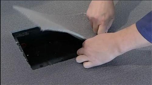 Порядок монтажа напольных лючков Kopobox в бетонный пол - Фото 12