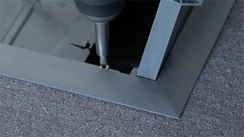 Порядок монтажа напольных лючков Kopobox в бетонный пол - Фото 15