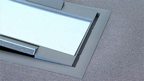 Порядок монтажа напольных лючков Kopobox в бетонный пол - Фото 18