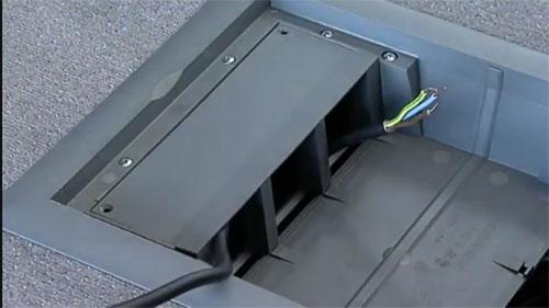 Порядок монтажа напольных лючков Kopobox в бетонный пол - Фото 20