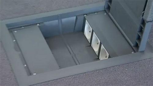Порядок монтажа напольных лючков Kopobox в бетонный пол - Фото 24