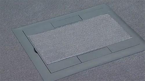 Порядок монтажа напольных лючков Kopobox в бетонный пол - Фото 26