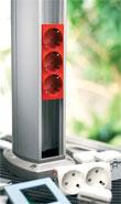 Schneider Electric (Шнейдер) - Мини-колонны OptiLine 45